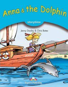 anna & the dolphin s s + app-9781471563935
