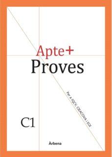 apte +. proves per a jqcv, cieacova i eoi-9788494701658