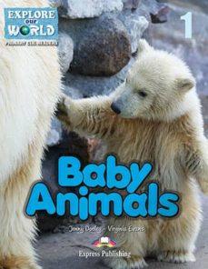 baby animals reader-9781471563096