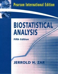 biostatistical analysis: international edition-jerrold h. zar-9780132065023