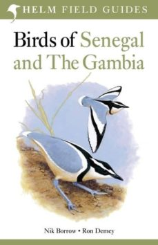 birds of senegal and the gambia-nik borrow-ron demey-9781408134696