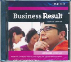 business result advanced. class audio cd 2nd edition-kate baade-christopher holloway-9780194739146