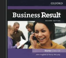 business result starter. class audio cd 2nd edition-john hughes-penny mclarty-9780194738644