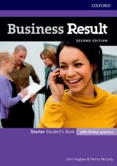 business result starter. student s book with online practice 2nd edition-john hughes-penny mclarty-9780194738569