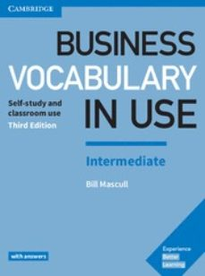 business vocabulary in use (3rd edition) intermediate with answers-bill mascull-9781316629987