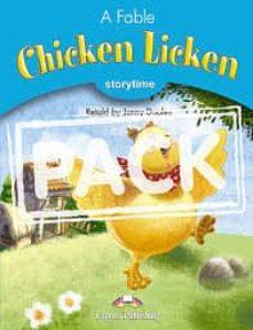 chicken licken s s + app-9781471563959