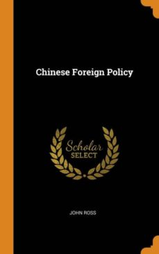 chinese foreign policy-9780341674597