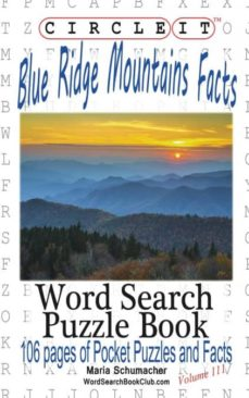 circle it, blue ridge mountains facts, word search, puzzle book-9781945512438