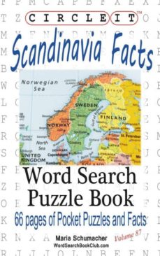 circle it, scandinavia facts, word search, puzzle book-9781945512131
