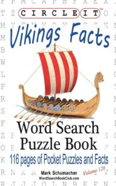 circle it, vikings facts, word search, puzzle book-9781945512490