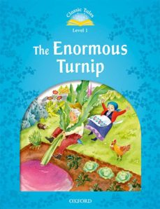 classic tales 1. the enormous turnip. mp3 pack (classic tales second edition)-9780194002745