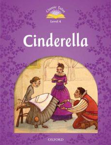 classic tales 4 cinderella mp3 pack-9780194014359
