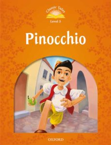 classic tales 5 pinocchio mp3 pack-9780194014434