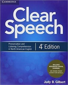 clear speech (4th edition) student s book with integrated digital learning-9781108659338