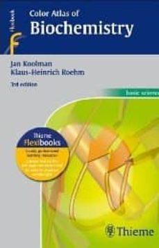 color atlas of biochemistry (3rd ed.)-jan koolman-karl-heinz roehm-9783131003737