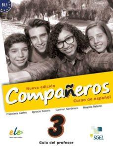 compañeros 3 profesor nueva edición-9788497789301