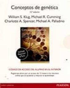 conceptos de genética-william s. klug-9788415552482