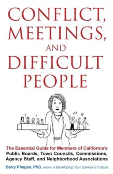 conflict meetings and difficult people-9781732248304