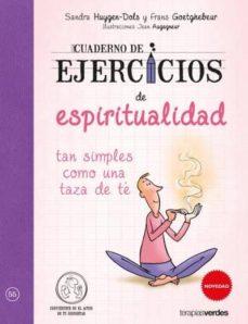 cuaderno de ejercicios de espiritualidad-sandra huygen-dols-jean augagneur-9788416972333