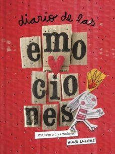 diario de las emociones: pon color a tus emociones (nueva edicion )-anna llenas-9788449334344