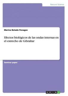 efectos biológicos de las ondas internas en el estrecho de gibraltar-9783656492689