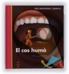 el cos huma (mon meravellos/observo)-9788466120968