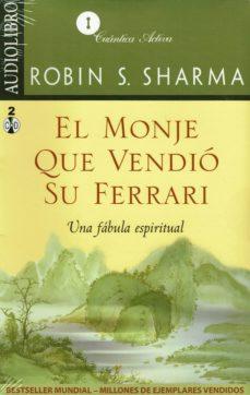 el monje que vendio su ferrari (audiolibro): una fabula espiritual-9789685163354