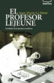 el profesor lejeune-jean-marie le mene-9788426904690