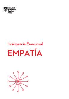 empatia: serie inteligencia emocional hbr-9788494606663