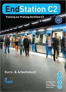 endstation c2  kurs & arbeitsbuch-9789608261631