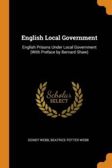 english local government-9780341885009