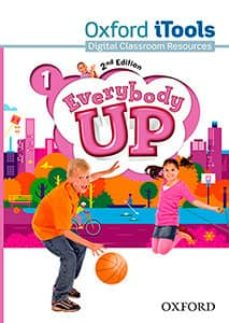 everybody up! 1. itools dvd-rom 2nd edition-9780194106801