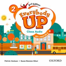 everybody up! 2 class audio cd (2) 2nd edition-9780194106740