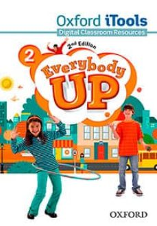 everybody up! 2. itools dvd-rom 2nd edition-9780194106818