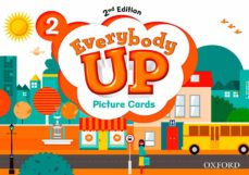 everybody up! 2. picture cards 2nd edition-patrick jackson-sus banman sileci-9780194106887