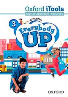 everybody up! 3 itools dvd-rom 2nd edition-9780194106825