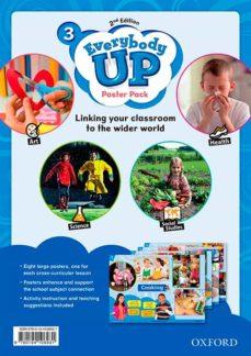 everybody up! 3. posters 2nd edition-patrick jackson-sus banman sileci-9780194106931