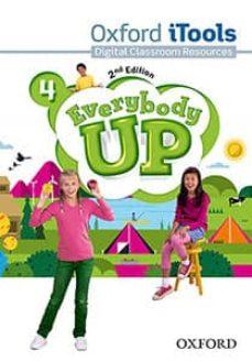 everybody up! 4. itools dvd-rom 2nd edition-patrick jackson-sus banman sileci-9780194106832