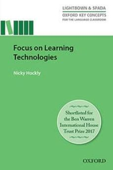 focus on learning technologies-9780194003117