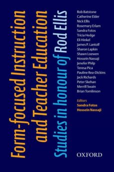 form-focused instruction and teacher s education-9780194422505