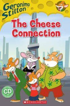 geronimo stilton: the chesse conection  (book + cd)-9781407170091