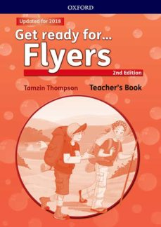 get ready for flyers. teacher s book 2nd edition-tamzin thompson-9780194041768
