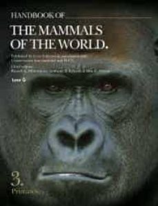 handbook of the mammals of the world. volume 3-9788496553897