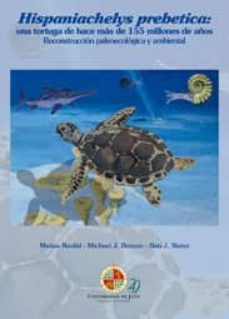 hispaniachelys prebetica-matias reoli-9788484397373