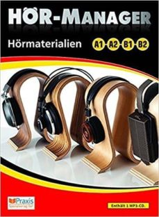 hörmanager inkl. mp3cd-9789608261761