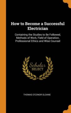 how to become a successful electrician-9780341738176