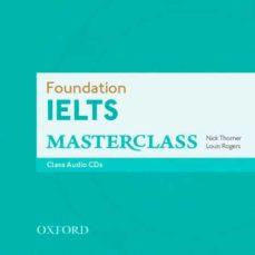 ielts foundation masterclass class cd (x2)-9780194705387