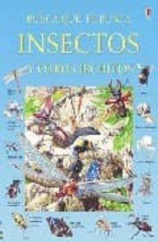 insectos y otros bichitos (busca que te busca)-ian jackson-9780746083802