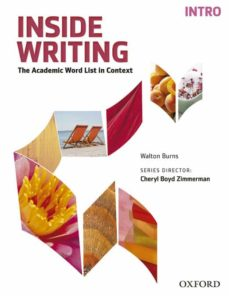 inside writing introductory. student s book-walton burns-9780194601061