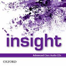 insight advanced. class cd (3)-9780194011006